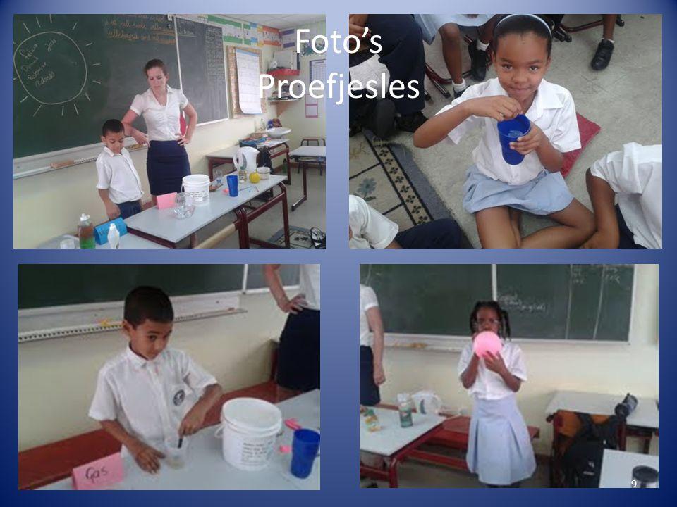 Foto's Proefjesles 9
