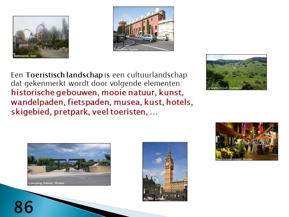 cultuurtoerisme natuurtoerisme 88