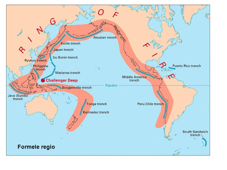 Formele regio. In dit geval een uniforme regio, d.w.z. het gebied is afgebakend op basis van één verschijnsel (malaria). In alle delen van de regio ko