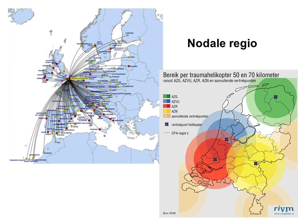 Functionele regio