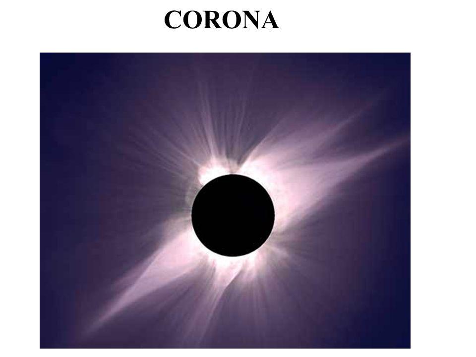 Structuur van de zon  Zonneoppervlak = fotosfeer  Atmosfeer van de zon = chromosfeer -Protuberansen: enorme ontploffingen slingeren zonnematerie in