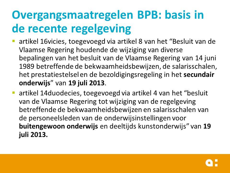 """ artikel 16vicies, toegevoegd via artikel 8 van het """"Besluit van de Vlaamse Regering houdende de wijziging van diverse bepalingen van het besluit van"""