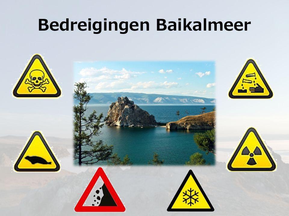 Bedreigingen Baikalmeer