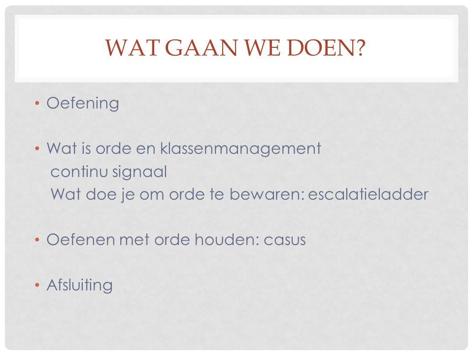 OEFENING http://www.werkeninhetonderwijs.nl/jijvoordeklas/p opup_spel.htm http://www.werkeninhetonderwijs.nl/jijvoordeklas/p opup_spel.htm
