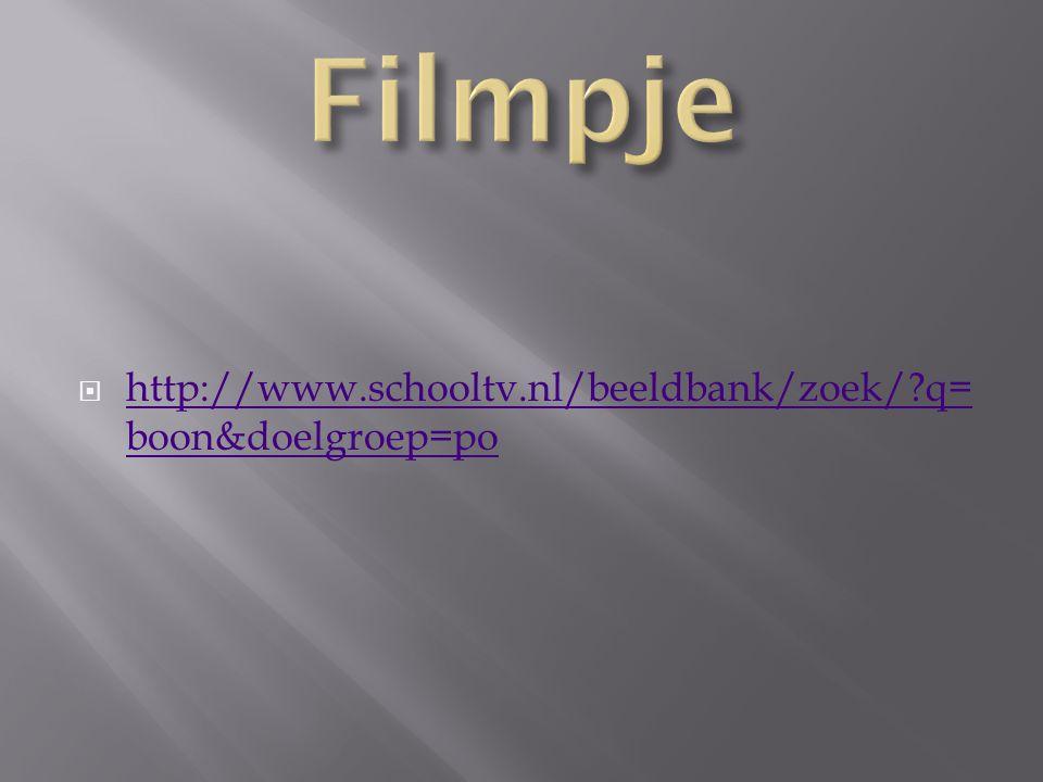  http://www.schooltv.nl/beeldbank/zoek/?q= boon&doelgroep=po http://www.schooltv.nl/beeldbank/zoek/?q= boon&doelgroep=po