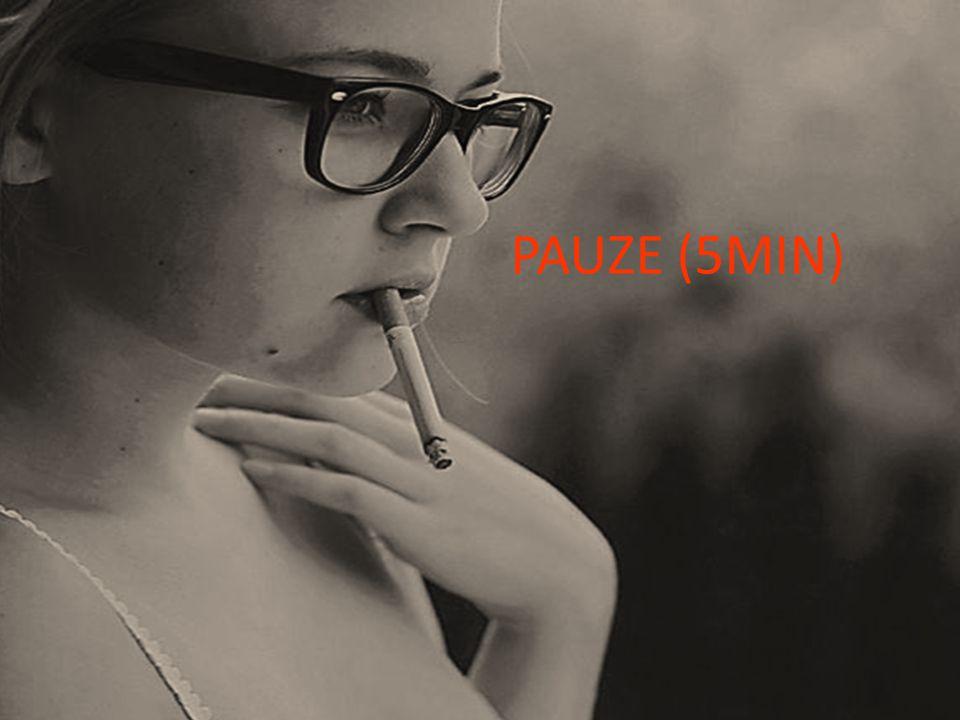 PAUZE (5MIN)