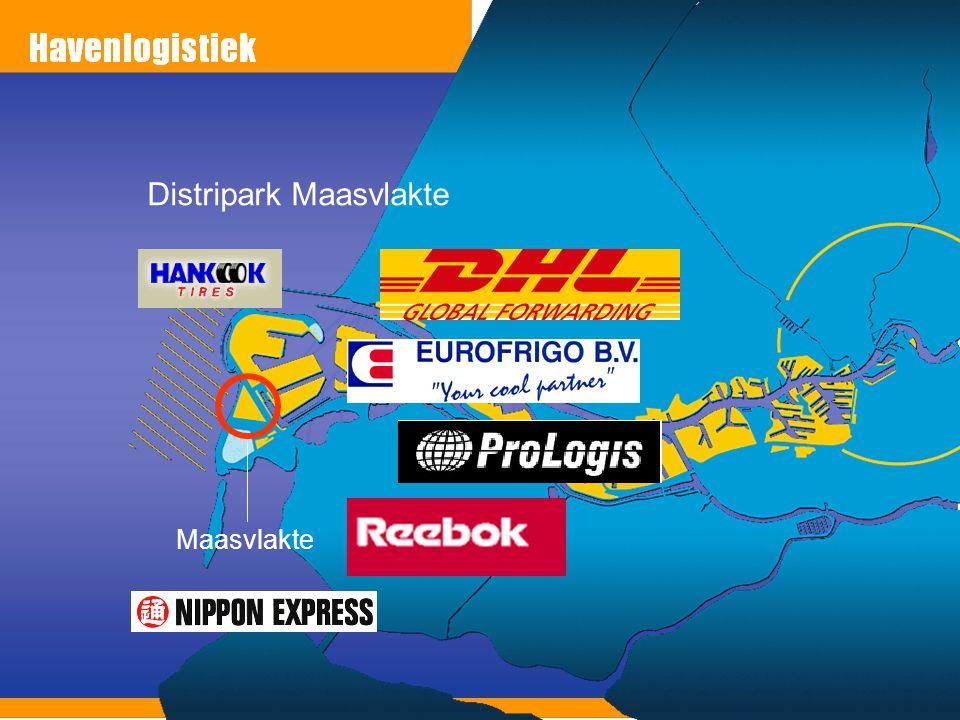 Distripark Maasvlakte Maasvlakte