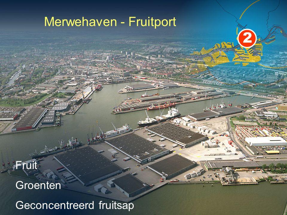 Merwehaven - Fruitport 2 Fruit Groenten Geconcentreerd fruitsap