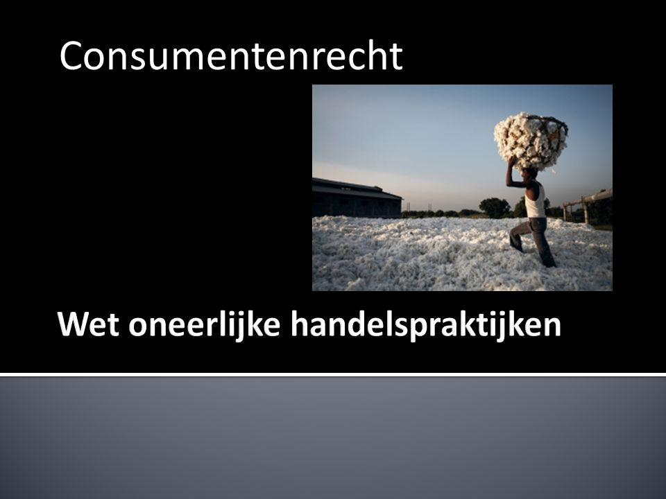 Consumentenrecht