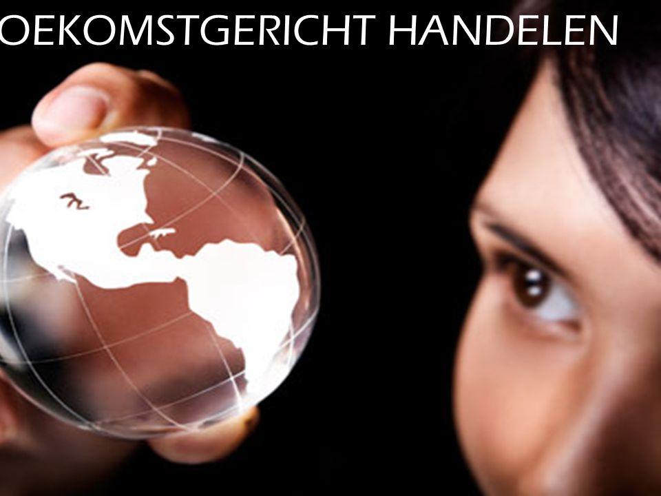 Constant veranderende wereld Bewegende markt Aanleiding & probleemstelling.