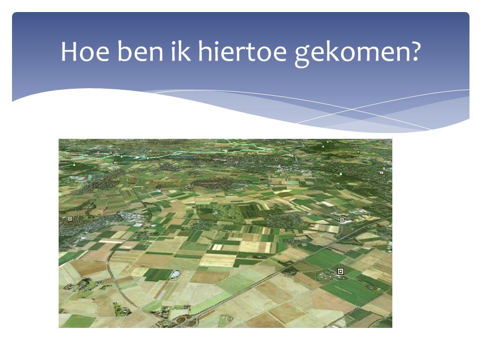  Veel verschillende landschappen  Infrastructuur  Begroeiing  Klimaat  Inkomsten van bevolking Hoe ben ik hiertoe gekomen.