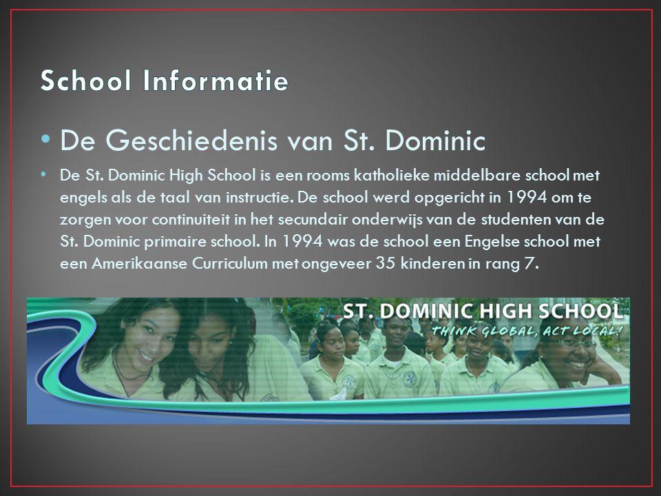 De Geschiedenis van St.Dominic De St.