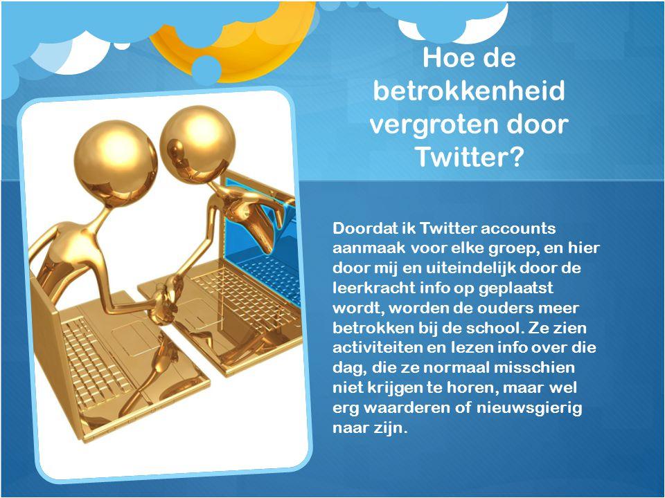 Hoe de betrokkenheid vergroten door Twitter.