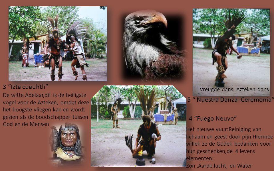 Az teken Indianen 1 Permiso Het vragen van toestemming aan de 4 windrichtingen en het centrum 2 chachayot Harten vreugde deze dans wordt begeleid door zaden die om de enkels gebonden worden Drums van de Azteken