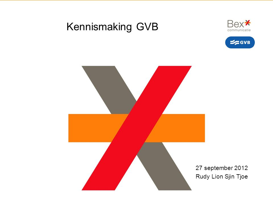Kennismaking GVB 27 september 2012 Rudy Lion Sjin Tjoe
