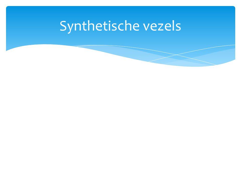 Synthetische vezels