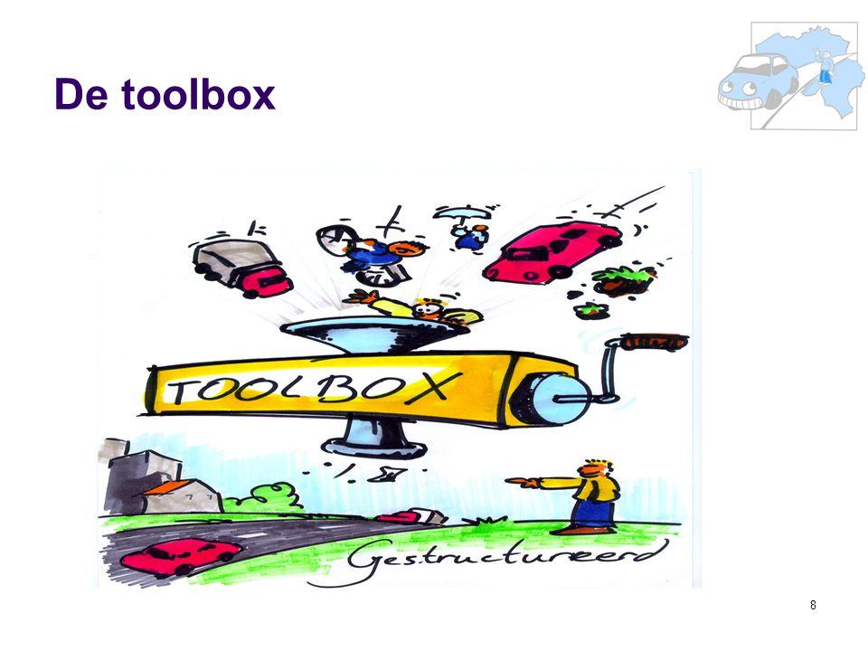 8 De toolbox