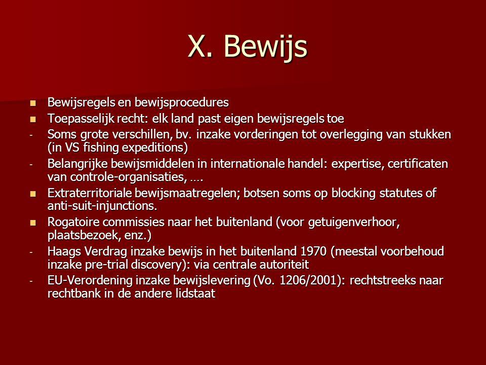 X.Bewijs X.