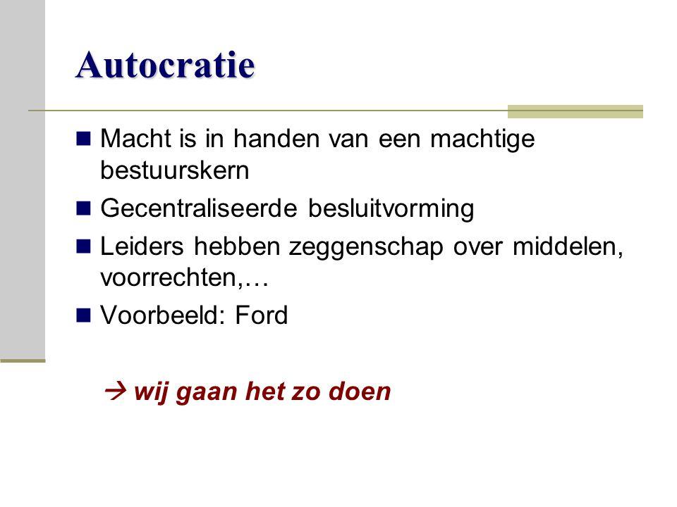 Macht bestuderen (3) Ward Van Rie