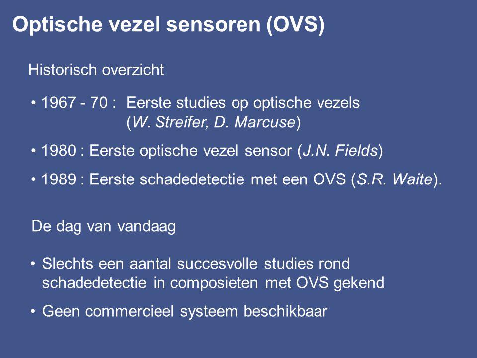 Het systeem moet geïntegreerd zijn in het materiaal (of de structuur) en het moet werken zonder externe interventie Belangrijk !! Voorbeelden: Vliegtu