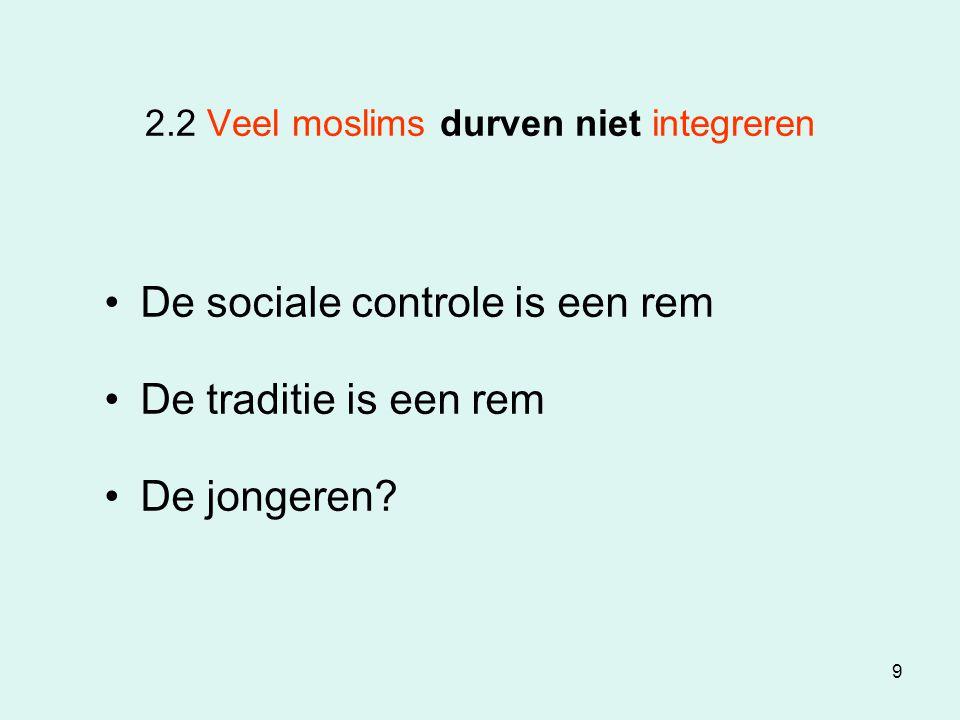 20 3.3 Fundamentalisme.