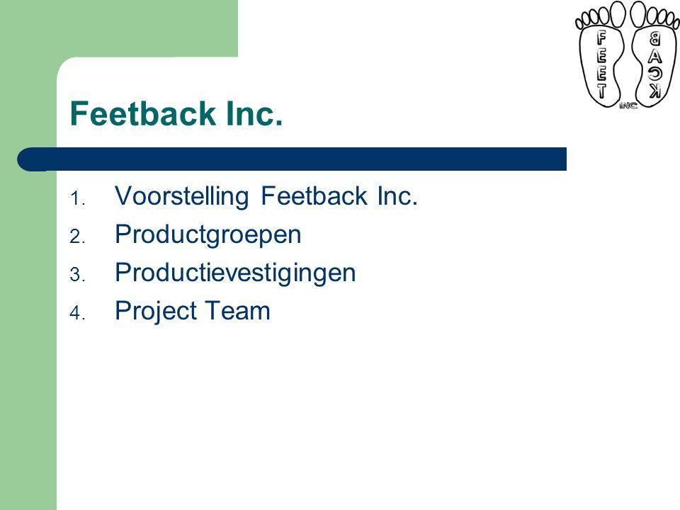 1.Feetback Inc.