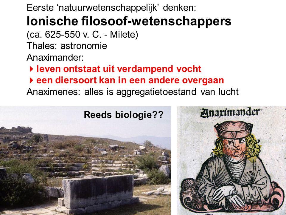 Dioskorides (1ste eeuw n.C.) geneesheer-botanicus botanikè = plantkunde (botanè = gras, veevoeder).