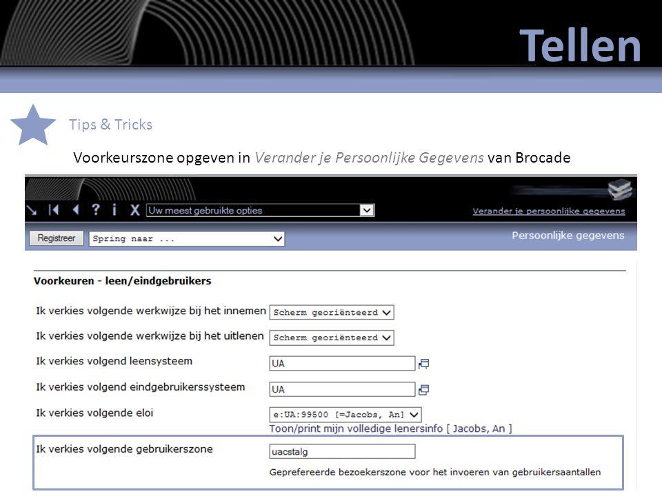 Bibliotheekwijzer Maakt gebruik van data die al in Brocade zit … … om snel een informatieve webpagina te maken over je bibliotheek.