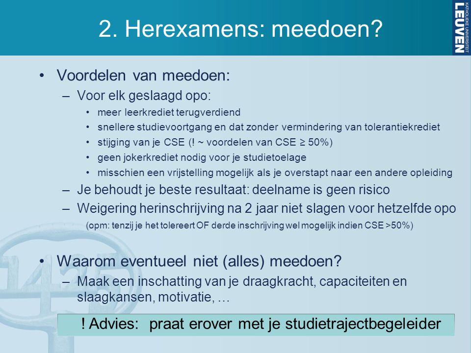 4. Bindend Studieadvies: stvd