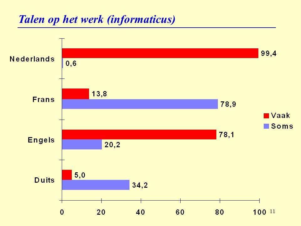 11 Talen op het werk (informaticus)