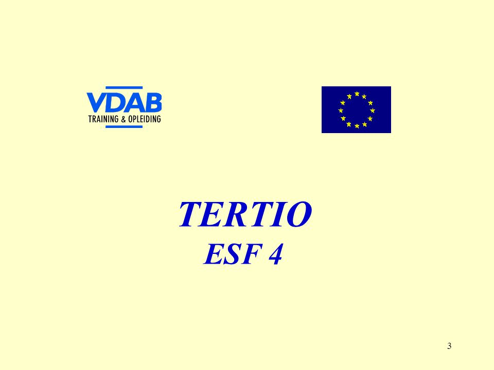 3 TERTIO ESF 4