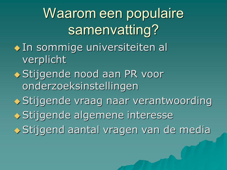 Inleiding  Geeft relevantie of autoriteit van de bron De taal in de Belgische wetgeving moet beter.