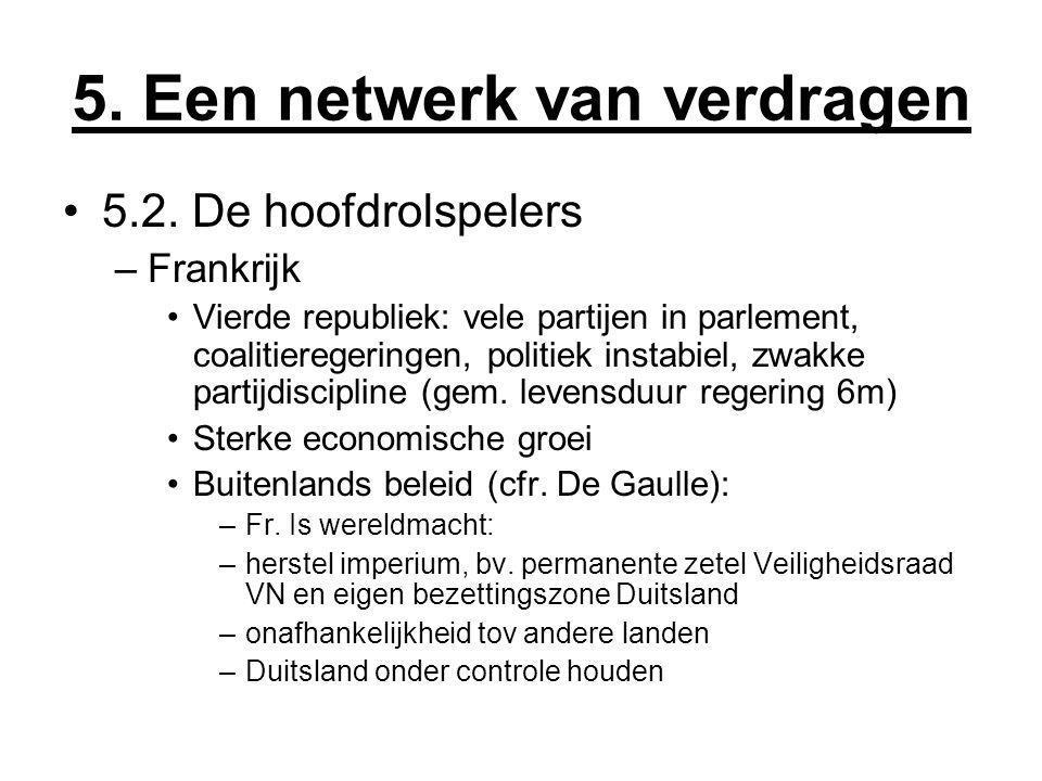 5.Een netwerk van verdragen 5.2.