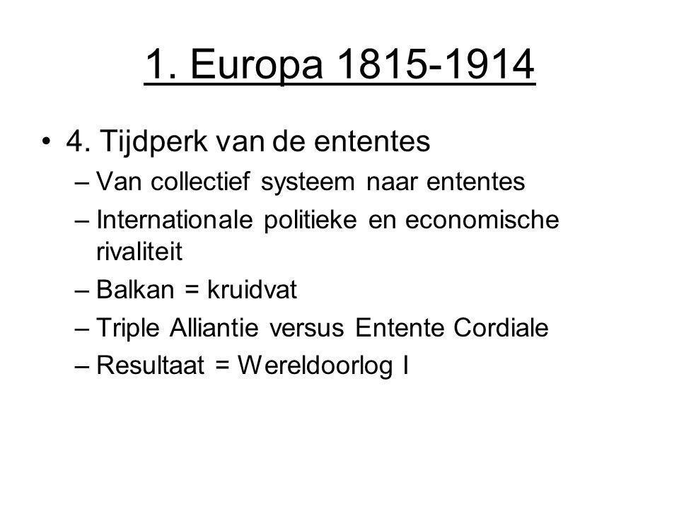 1.Europa 1815-1914 4.