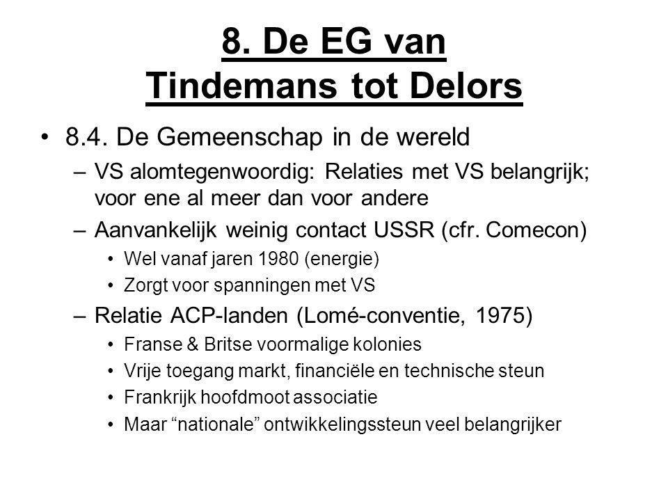8.De EG van Tindemans tot Delors 8.4.