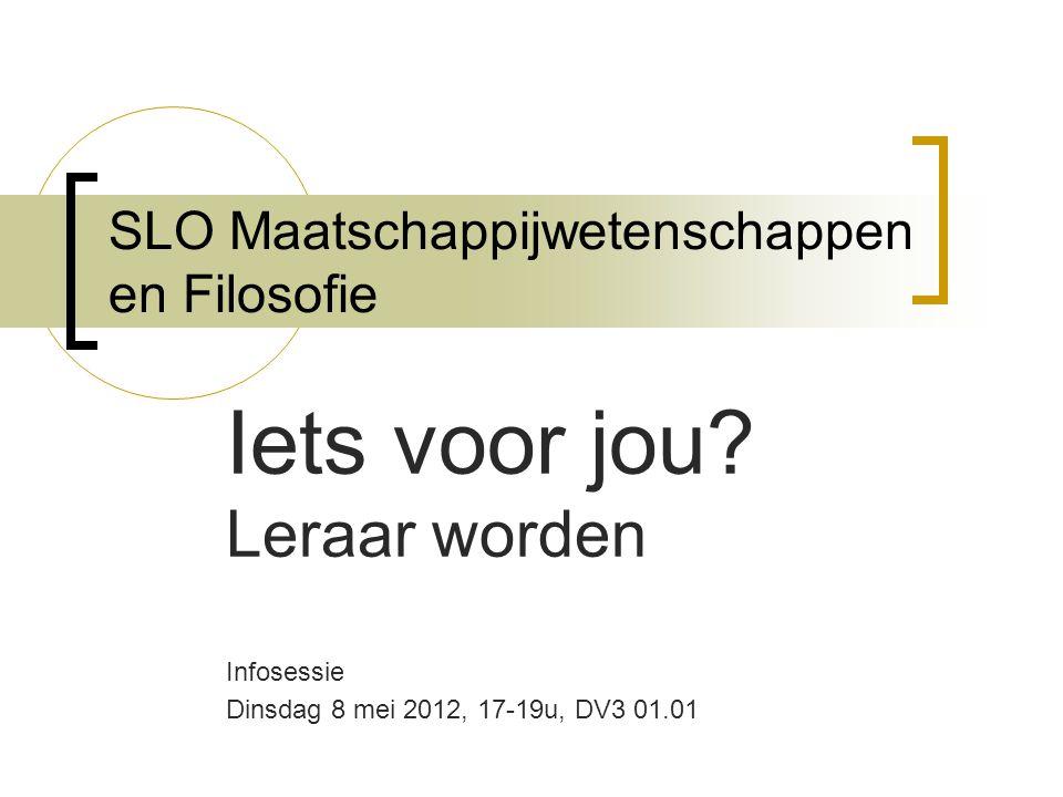 A.Algemeen didactische vakken Leren en Onderwijzen (L&O, 5 sp) - Prof.
