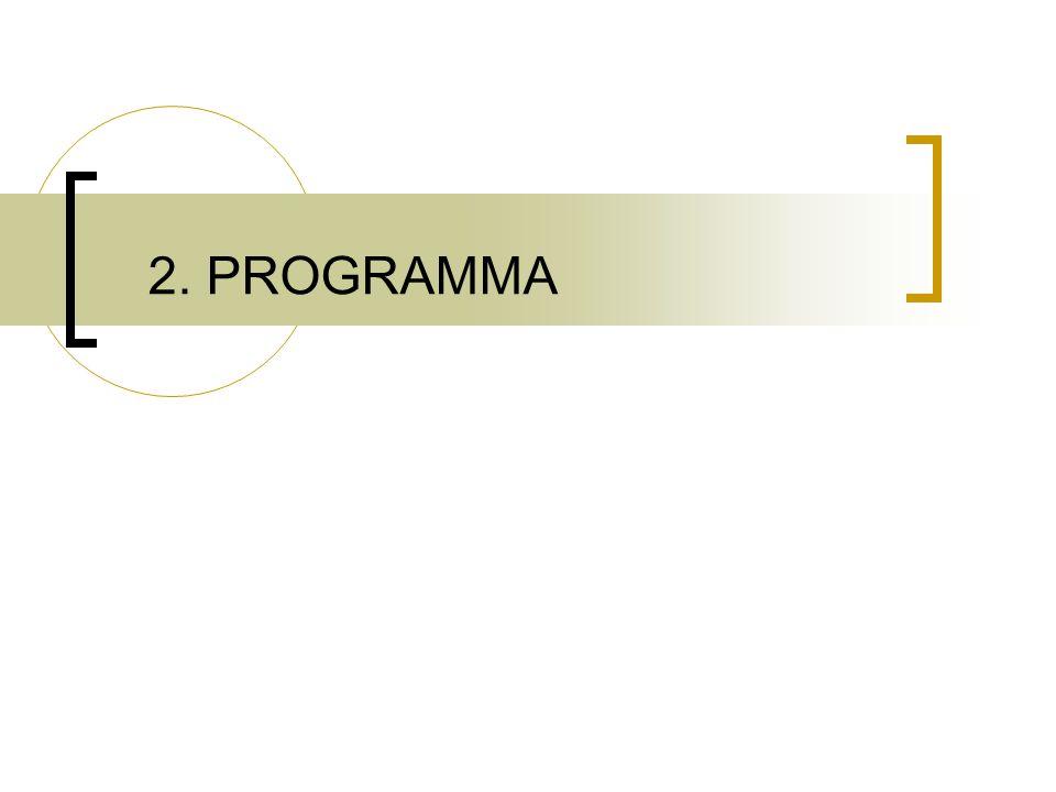Opbouw programma Theoretische component (30 sp) - bij aanvang eerste semester Praktijkcomponent (30 sp) - Opgedeeld in 2 stagedelen van 15 sp - ASO + Andere: TSO, BSO, Hoger Onderwijs, Politieschool,Gemeenschapsinstelling, … - Start: ten vroegste na herfstvakantie en na oefenles tijdens 'concretiseringen'