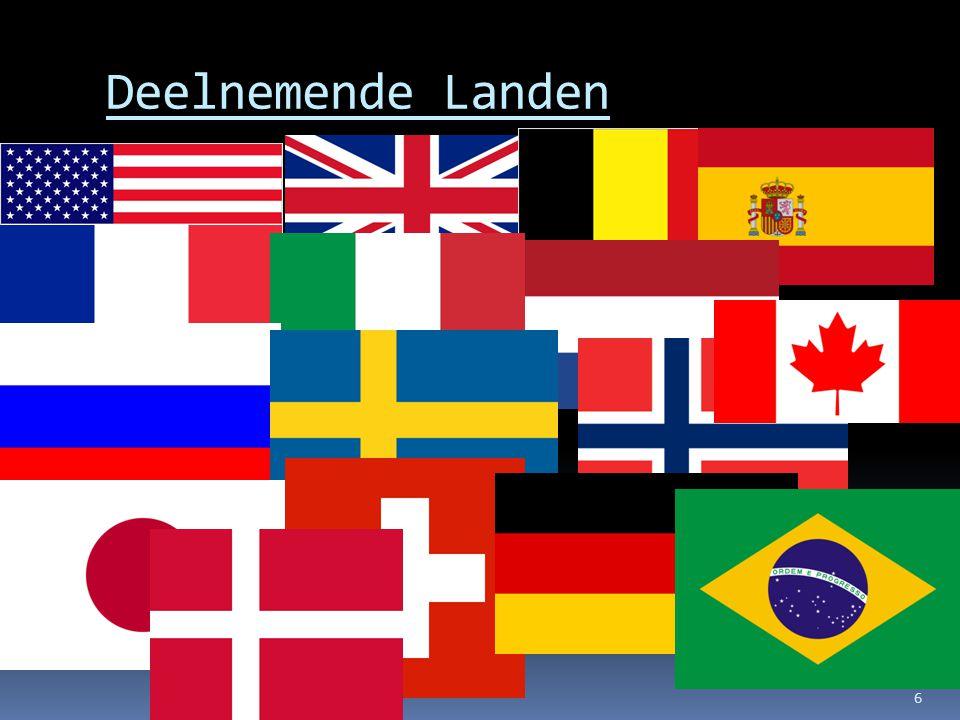 Deelnemende Landen 6