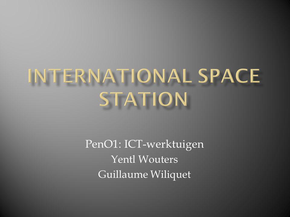 PenO1: ICT-werktuigen Yentl Wouters Guillaume Wiliquet
