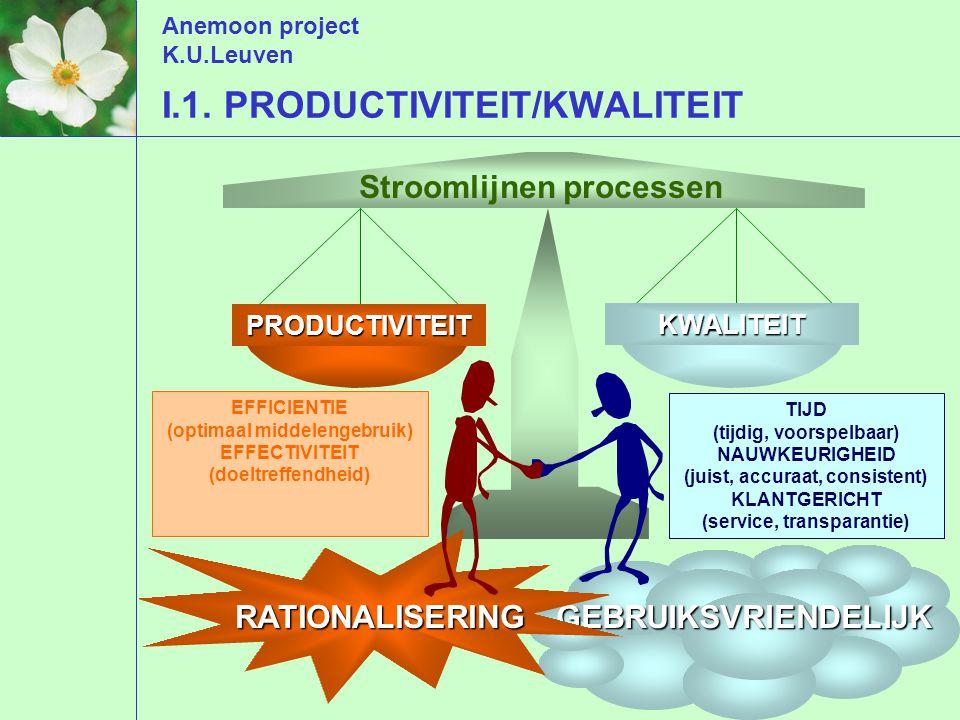 Anemoon project K.U.Leuven I.1.