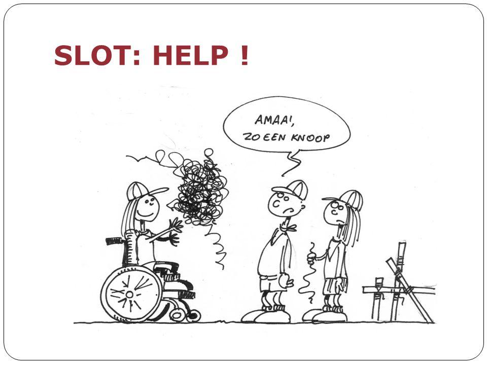 SLOT: HELP !