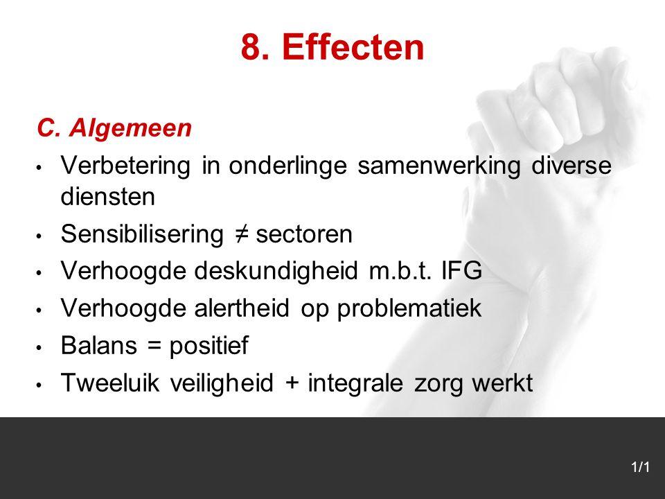 1/1 8. Effecten C.