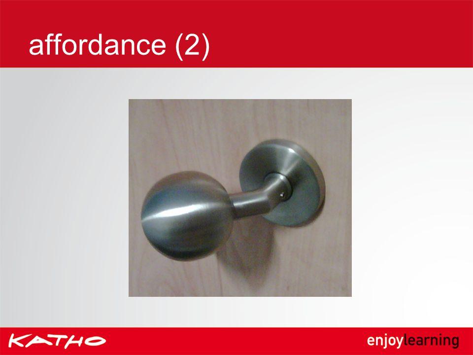 affordance (2)