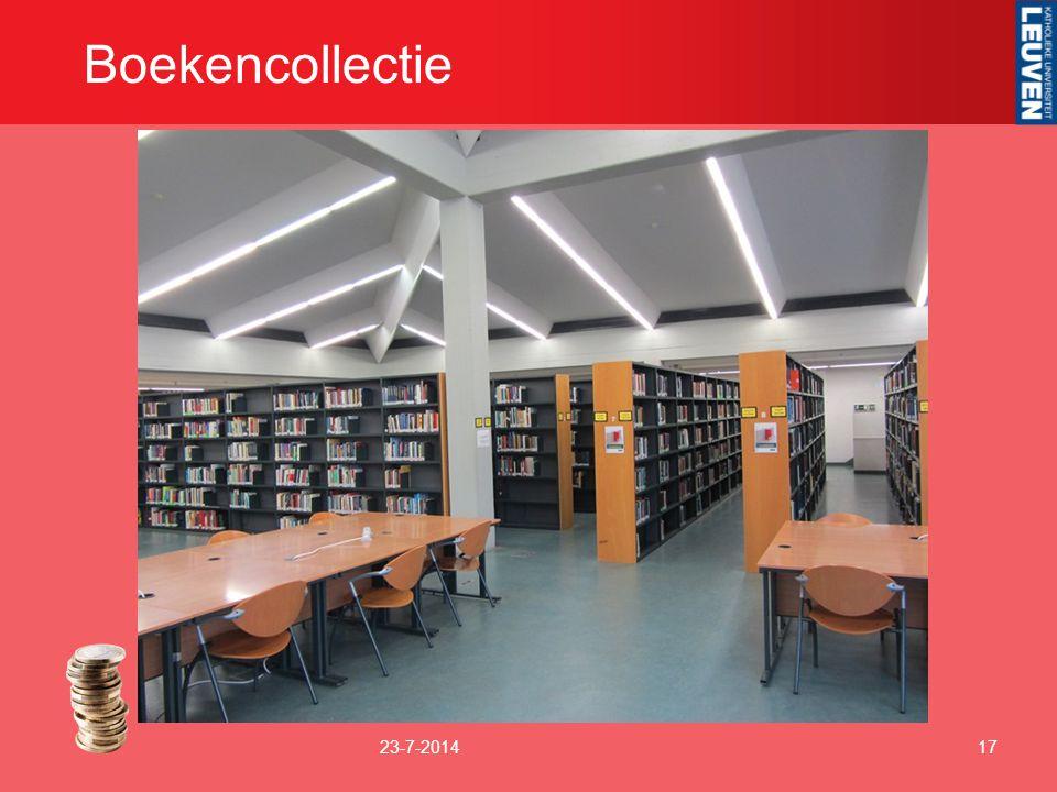 Boekencollectie 23-7-201417