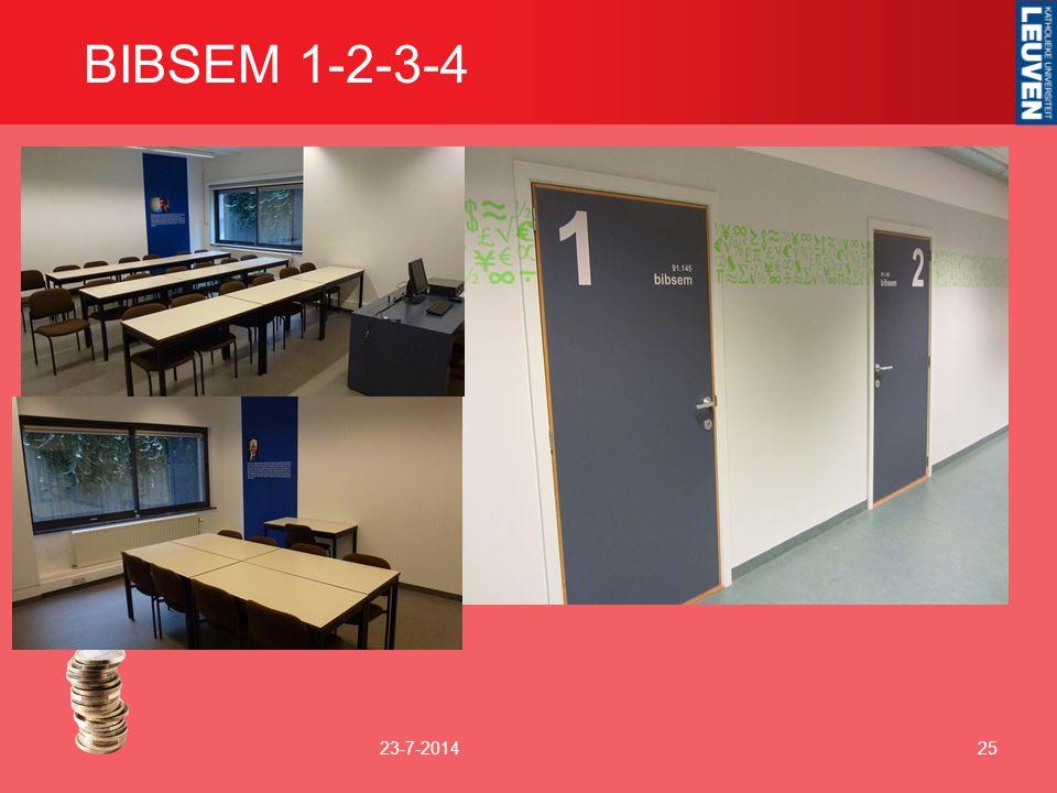 BIBSEM 1-2-3-4 23-7-201425
