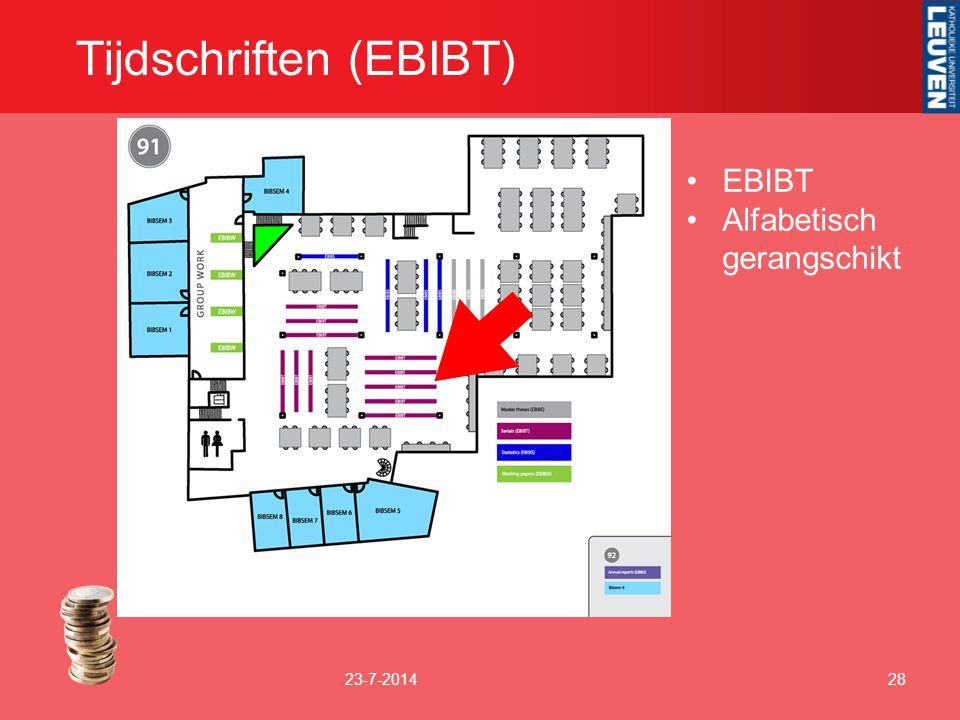 Tijdschriften (EBIBT) 23-7-201428 EBIBT Alfabetisch gerangschikt