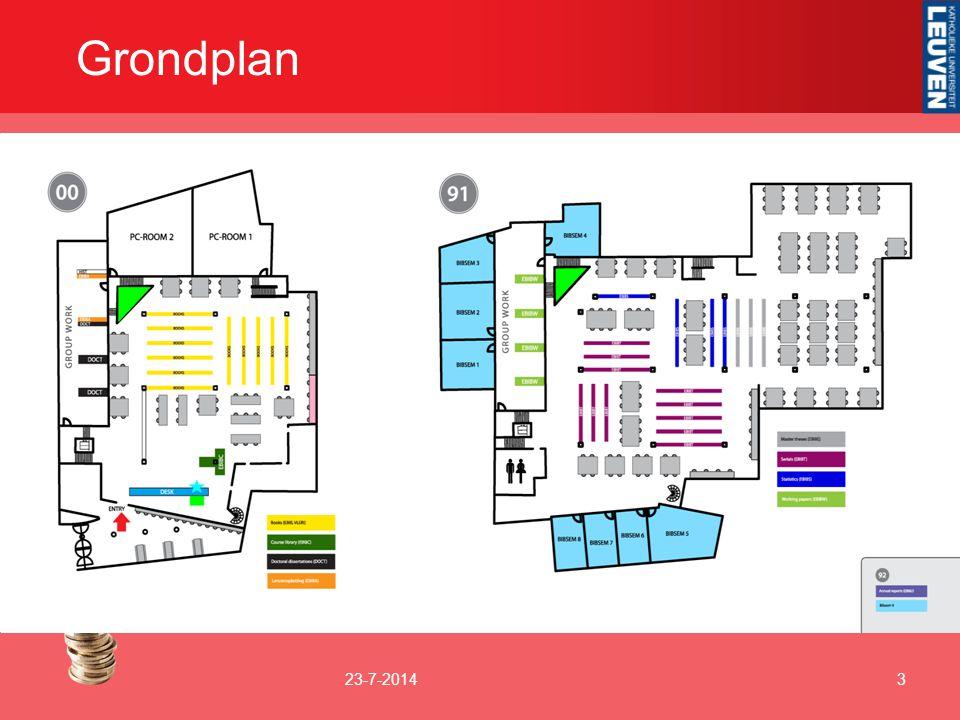 Grondplan 23-7-20143