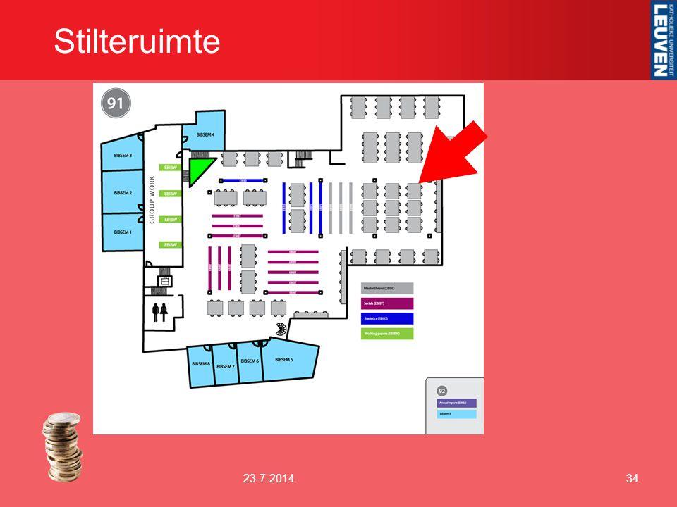 Stilteruimte 23-7-201434