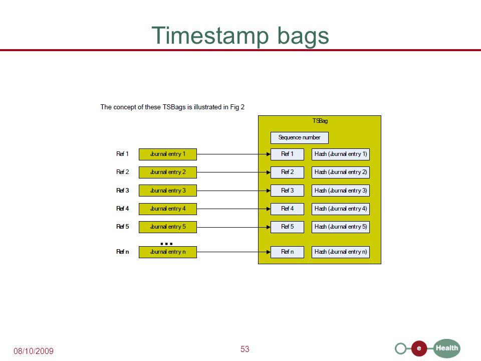 53 08/10/2009 Timestamp bags