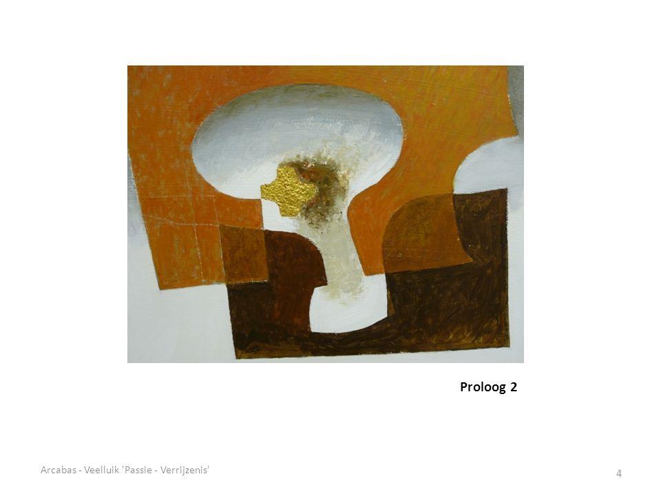 Proloog 2 (detail) 5 Arcabas - Veelluik Passie - Verrijzenis